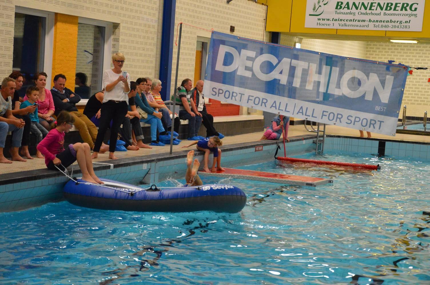 Zwemvaardigheidsdiploma's