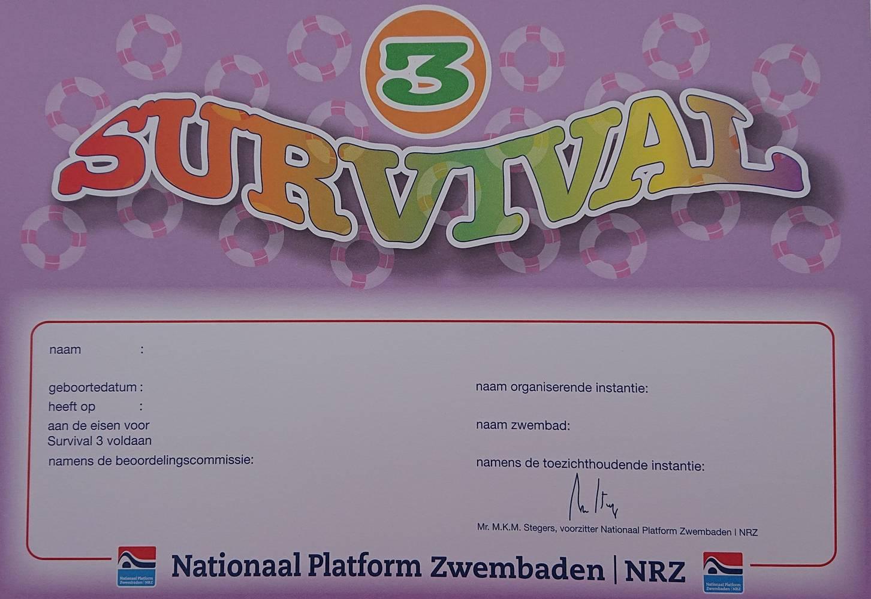 Survival diploma 3