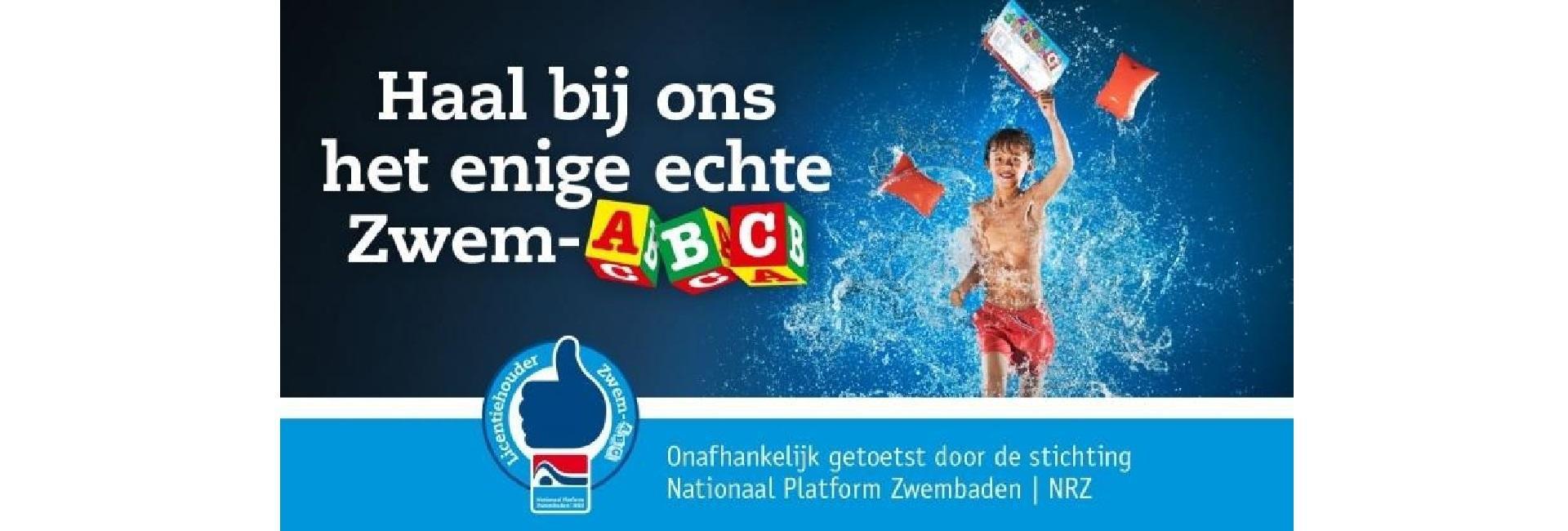 zwemles diploma zwemmen ABC